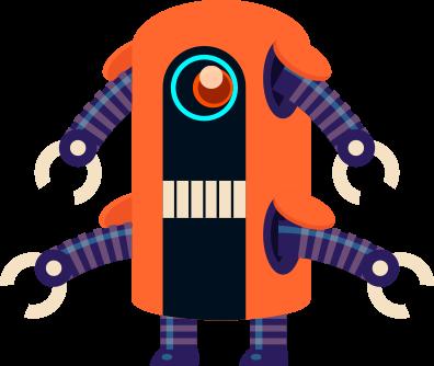 angular robot